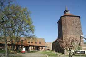 Musik-Museum Beeskow in der Burg Beeskow