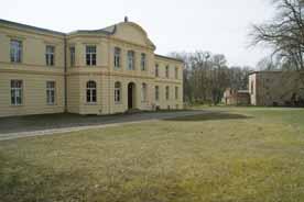 Schloss u. Burgruine Gerswalde