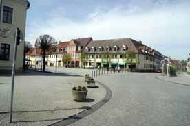 Altstadt Herzberg/Elster