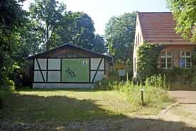 Naturpark-Infopunkt Prieros