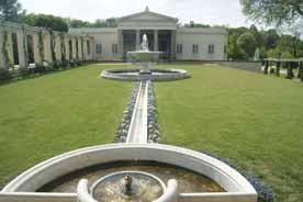 Schloss Charlottenhof im Park Sanssouci