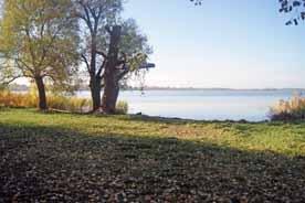 Badestelle Fahrlander See