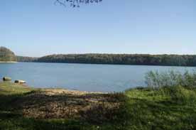 Badestelle Heinersdorfer See