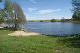 Badestelle Krummer See