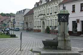 Stadt Buckow