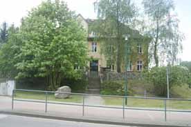 Besucherzentrum im Naturpark Uckermärkische Seen