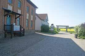 Besucher- und Informationszentrum des Nationalen GeoParks Eiszeitland