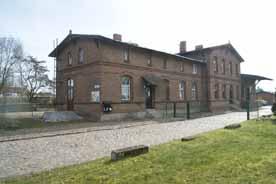 Eisenbahnmuseum Gramzow