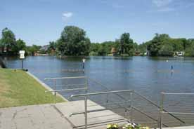 Seebad Miersdorfer See