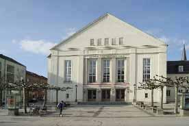 Kultur- und Festspielhaus Wittenberge