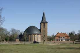 Evangelische Dorfkirche in Kunersdorf