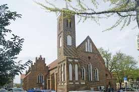 Evangelische Klosterkirche