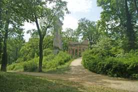 Normannischer Turm auf dem Ruinenberg