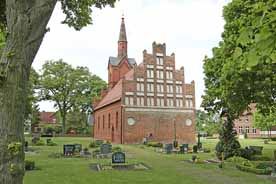 Ev. Kirche Quitzöbel