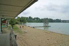 Strandbad Buckow am Schermützelsee