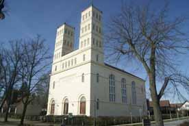 Schinkelkirche Straupitz
