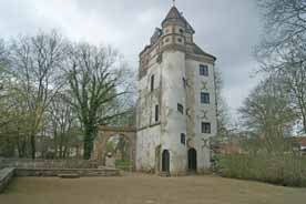 Schloss und Burgruine Freyenstein