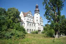 Schloss Lindenau