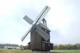 Paltrockwindmühle Schönewalde