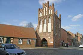Stadtmuseum Alte Burg und Steintor
