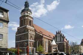 Evangelische Oberkirche St. Nikolai