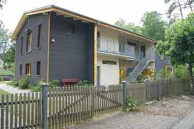 Yogahaus am Stechlinsee