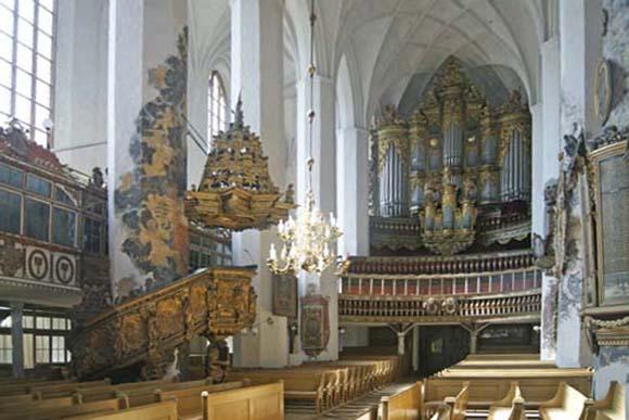Hallenkrche St. Nikolai